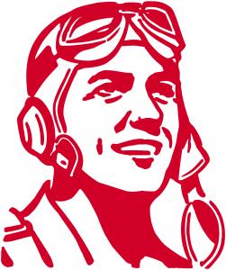 Pilot RAF red 5