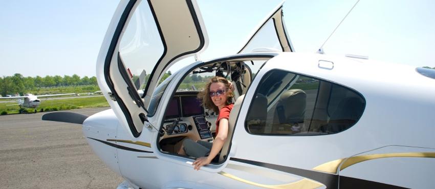Mon 1er vol en solo sera ancré dans ma mémoire