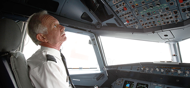 Commandant de bord et copilote : une différence majeure