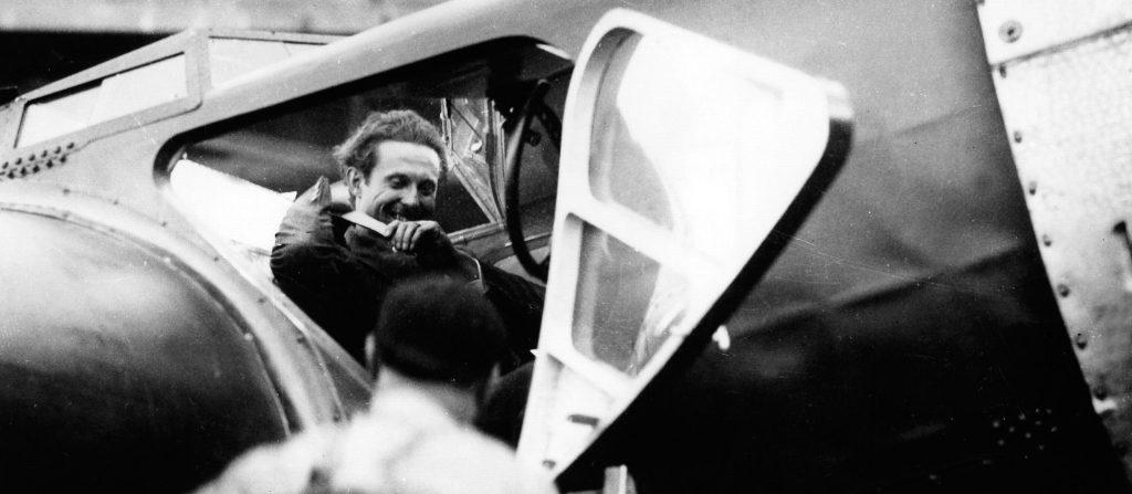 Jean Mermoz, un sacré aviateur !