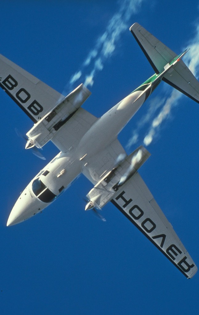 Hoover-plane